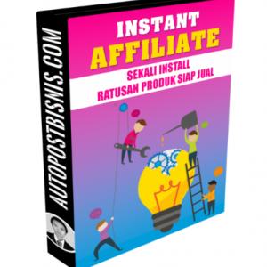 jual instant affiliate