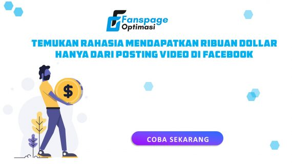 Dapatkan Gaji Dollar dari Facebook Adbreak