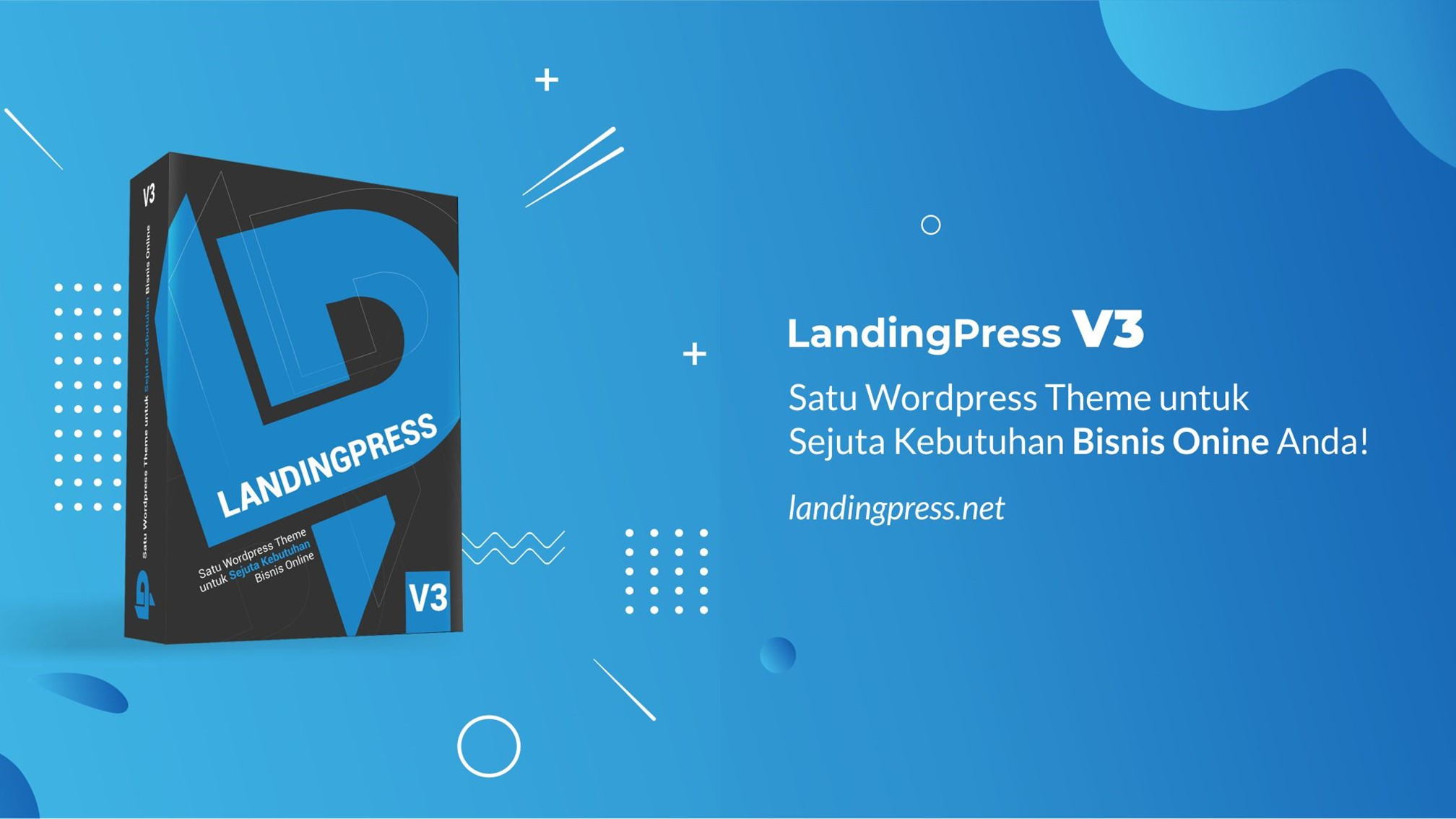 jual landingpress
